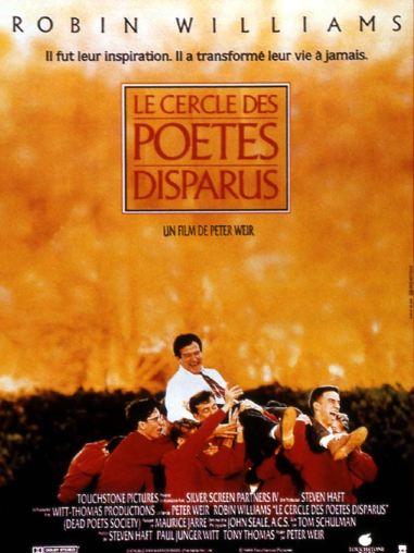 Nostalgeek – Les 10 films qui m'ont marqué – Jour 2 : Le Cercle des poètes disparus
