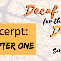 Decaf For The Dead Excerpt: Chapter One