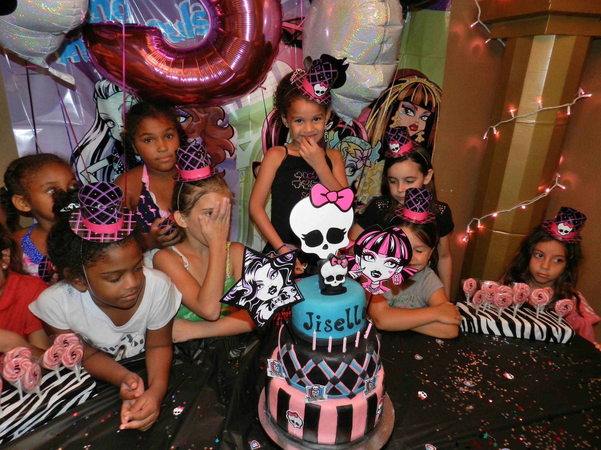 Monster High Decorations For Birthday Party Sandy Party Decorations
