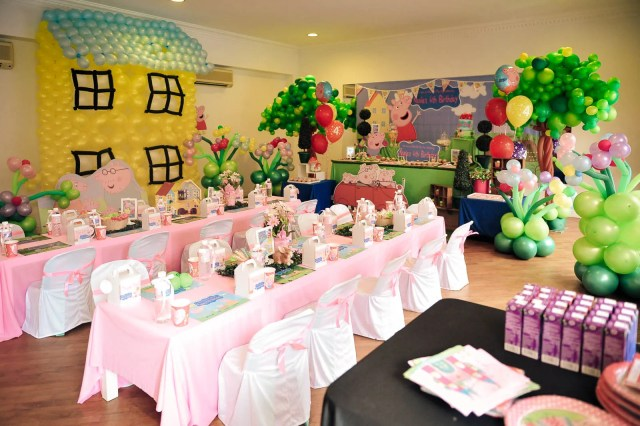 Peppa Pig Birthday Party Decorations Sandy Party Decorations