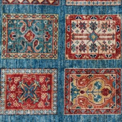 'Chobi' rug from Afghanistan