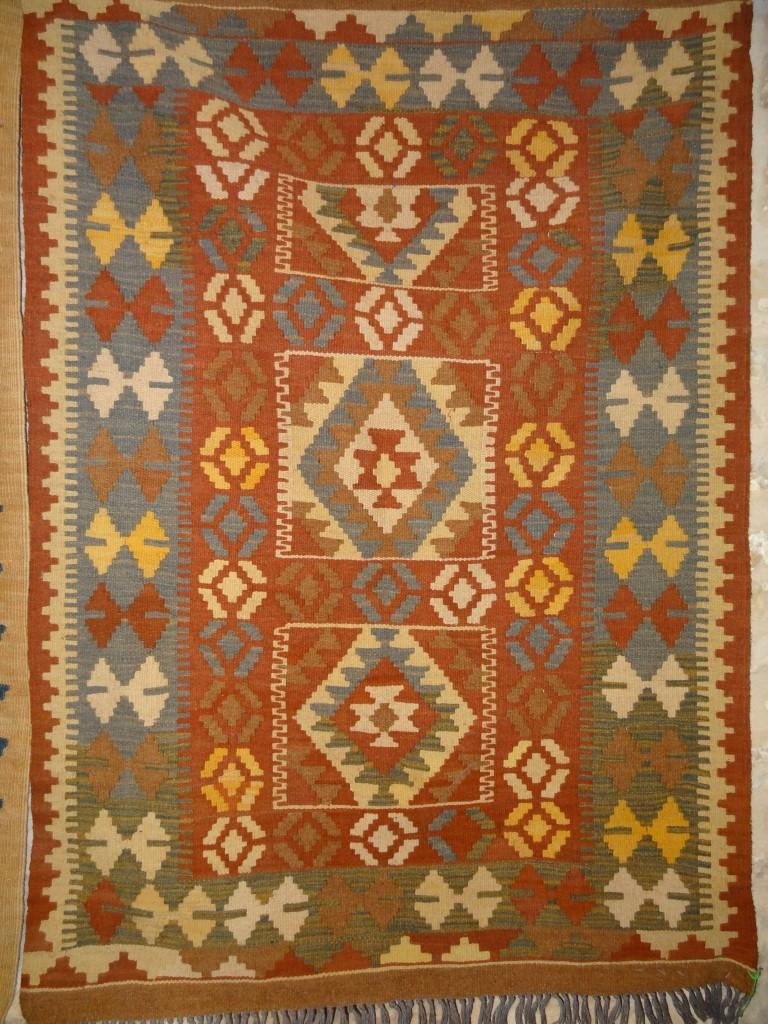 Contemporary Afghan Maimana carpet