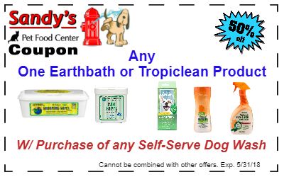 Dog Wash Coupon