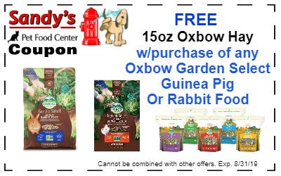 Oxbow hay 8-19