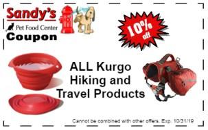 kurgo hiking and travel 10-19