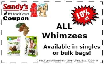 whimzees 10-19