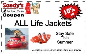 Life Jacket 6-20