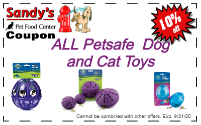 PetSafe Toys Coupon