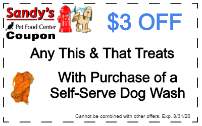 This and That dog wash coupon