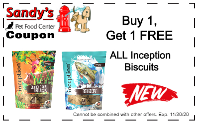 Inception biscuits coupon