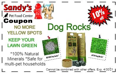 Dog Rocks 4-21