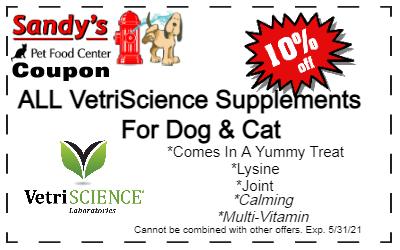 VetriScience coupon