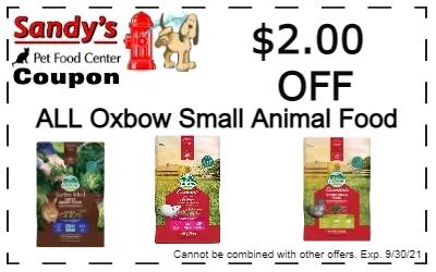 oxbow food 9-21
