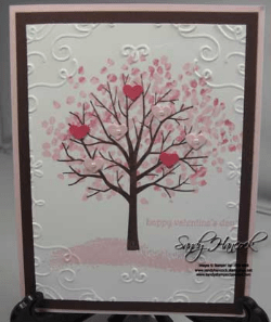 Sheltering Tree for Valentines