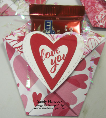Quick and Easy Valentine Treats with a tutorial