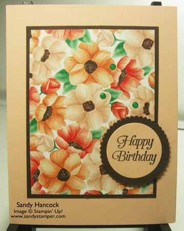 New Painted Seasons Designer Series paper – Such Quick and Easy Cards to Make!