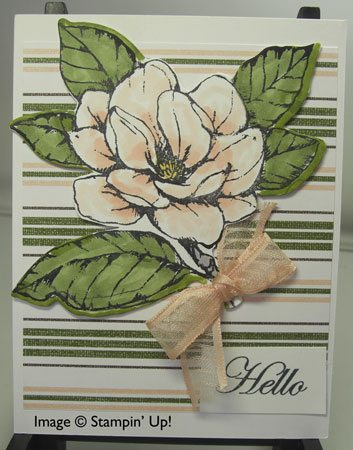 Card Contest Winner – Good Morning Magnolia and Free as a Bird