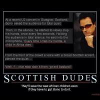 "from ""Scottish Banter"""