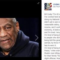 I'm Tired - Bill Cosby (only he DIDN'T say this!!!)