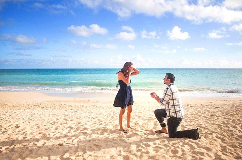 7 Lucky Places To Propose In The Bahamas