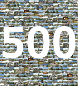 The Jonville Team is celebrating a very exciting milestone: Over 500 transactions closed in San Elijo Hills