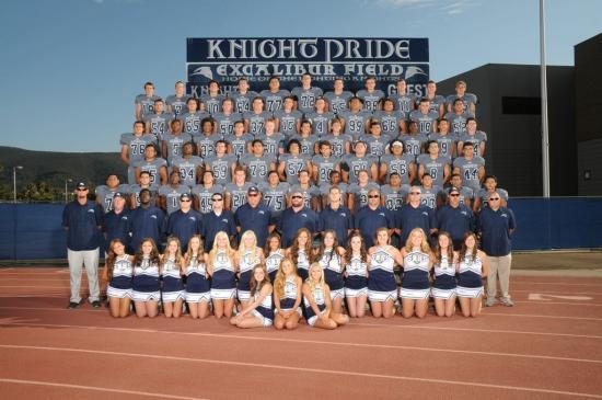 San Marcos Knight Football