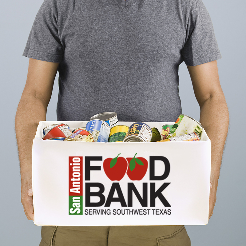 Giving Tuesday Food Drive