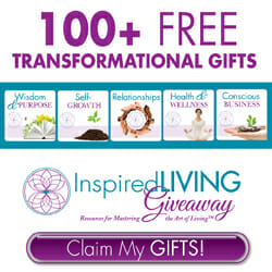 Inspired Living: Transformational Gift Giveaway For Heart Centered Entrepreneurs