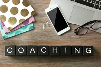 Hiring a coach/coaching concept/sanespaces.com