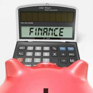 inance Calculator Showing Money, Commerce And Accounting, money tips.