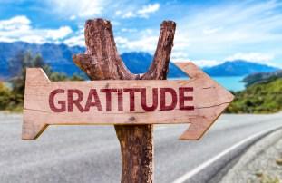 gratitude practice, positive thinking, mindset