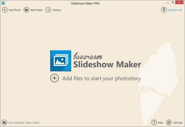 Icecream Slideshow Maker PRO 2.50