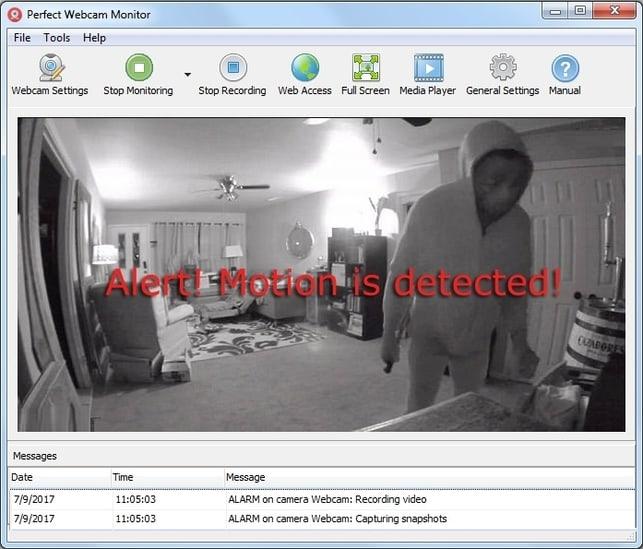 Perfect Webcam Monitor 4.4.1