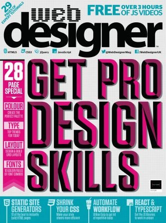 Web Designer UK - Issue 271 2018