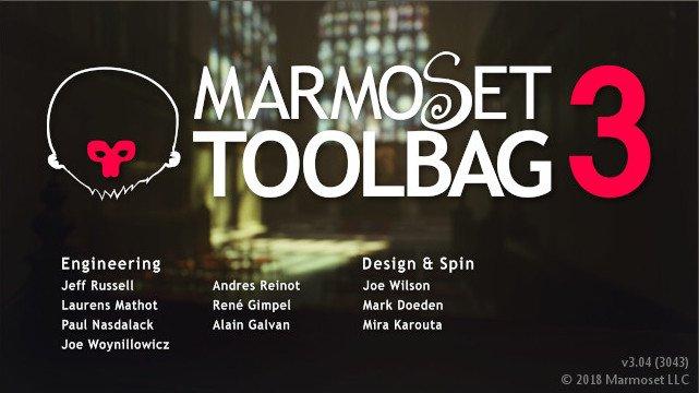 Marmoset Toolbag 3.04 (x64)