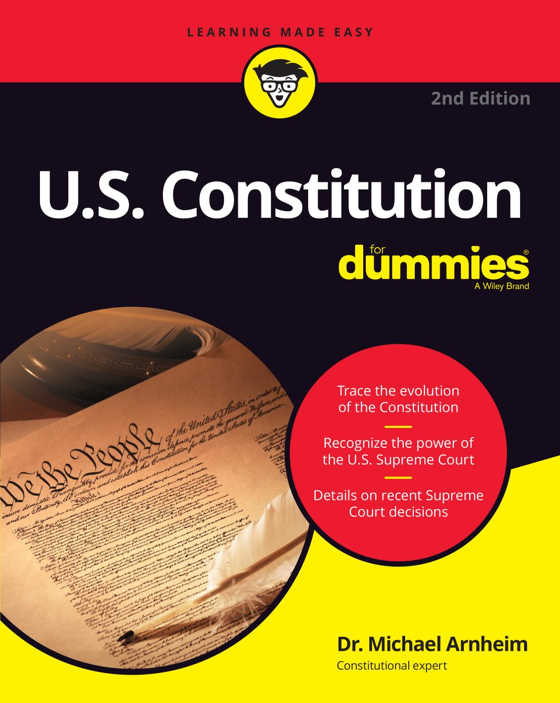 Download U S Constitution For Dummies 2nd Edition True