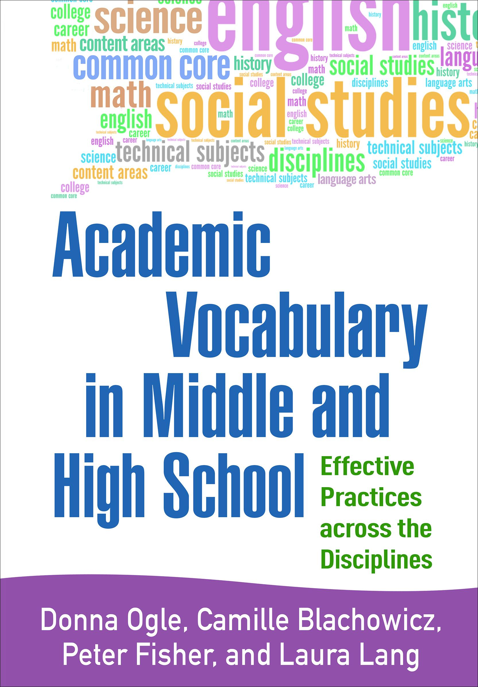 Download Academic Vocabulary In Middle And High School