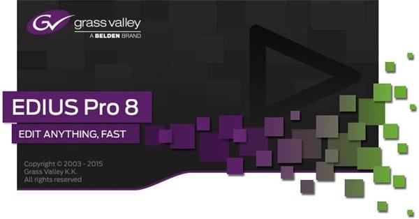 Grass Valley EDIUS Pro 8.5.3