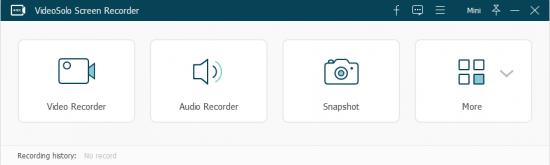 VideoSolo Screen Recorder 1.1.6 Multilingual
