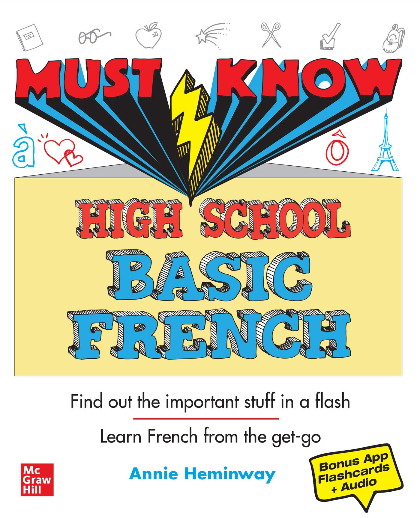 Download Must Know High School Basic French