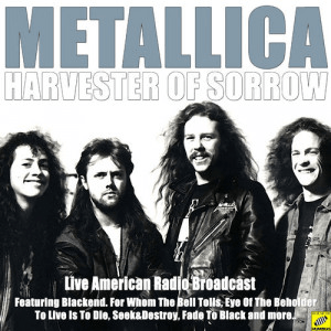 Metallica – Harvester Of Sorrow (Live) (2020)
