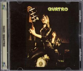 Suzi Quatro – Quatro (1974) {2011, Remastered} CD-Rip