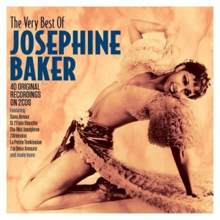 Josephine Baker – The Very Best Of (2019)