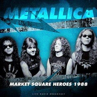 Metallica – Market Square Heroes 1988 (live) (2020)