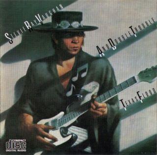Stevie Ray Vaughan & Double Trouble – Texas Flood (1983) CD-Rip