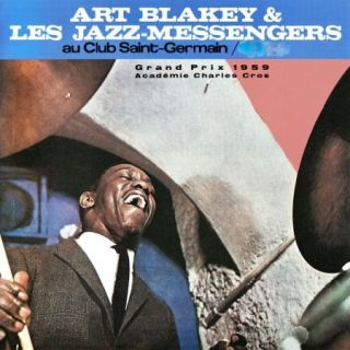 Art Blakey & The Jazz Messengers – Au Club Saint-Ger (2020)
