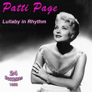 Patti Page – Lullaby in Rhythm (2020)