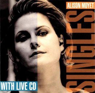 Alison Moyet – Singles / Live (1996)