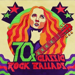 70's Classic Rock Ballads (2017)