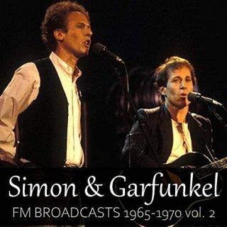 Simon & Garfunkel – Simon & Garfunkel FM Broadcasts 1965-1970 vol. 2 (2020)